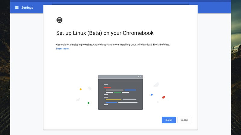 Get More Out of Your Chromebook by Running Linux Apps