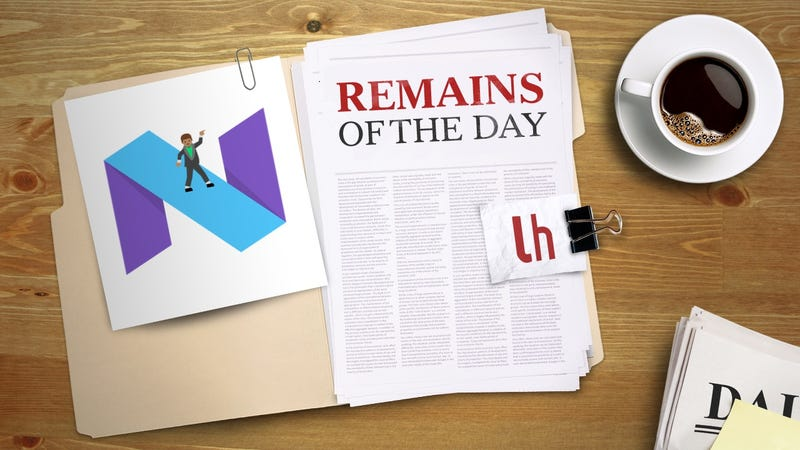 Illustration for article titled Remains of the Day: Android N Developer Preview 2 Now Available