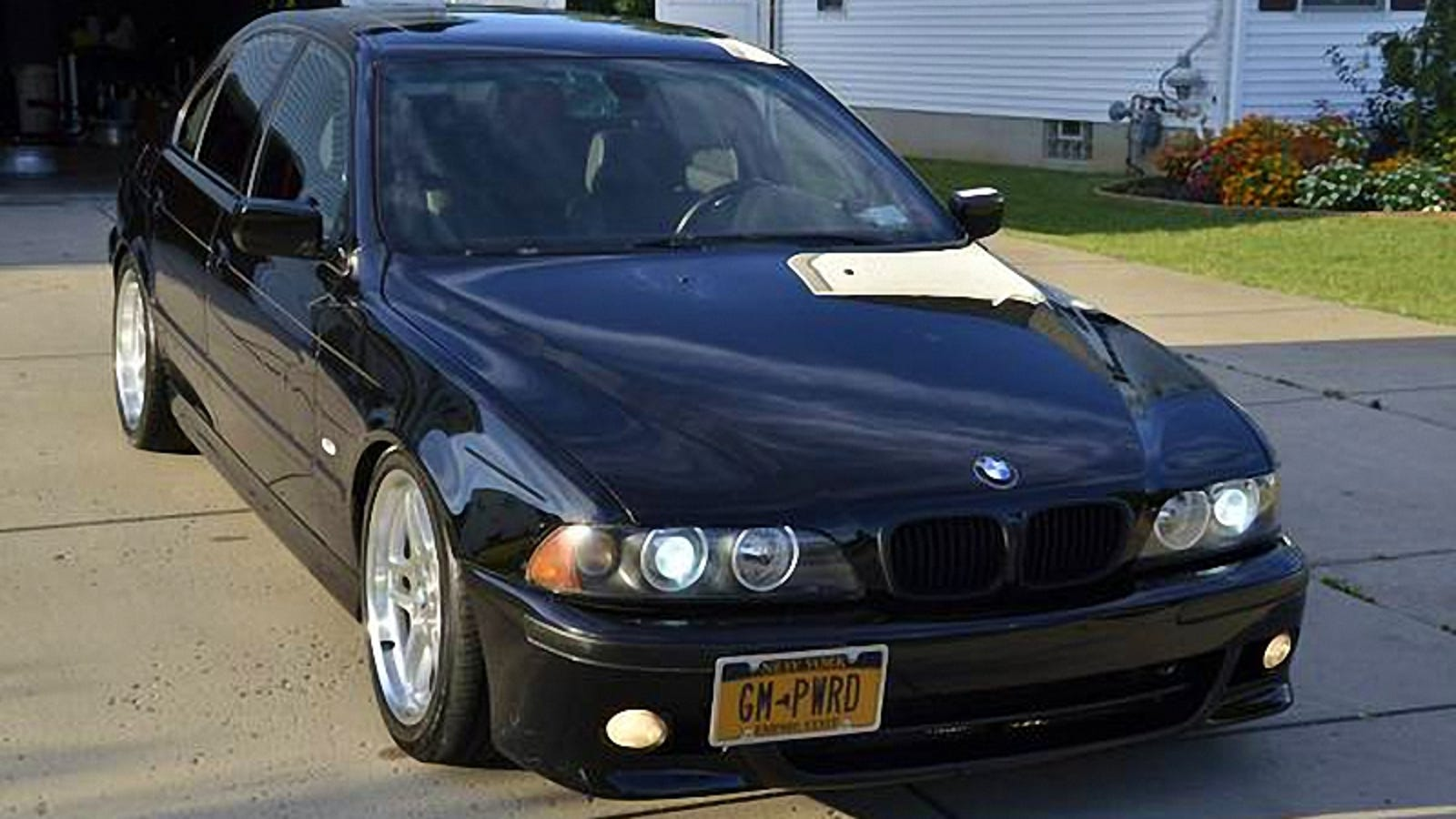 For $17,000, Will This 2001 BMW 540i Get Your Goat?