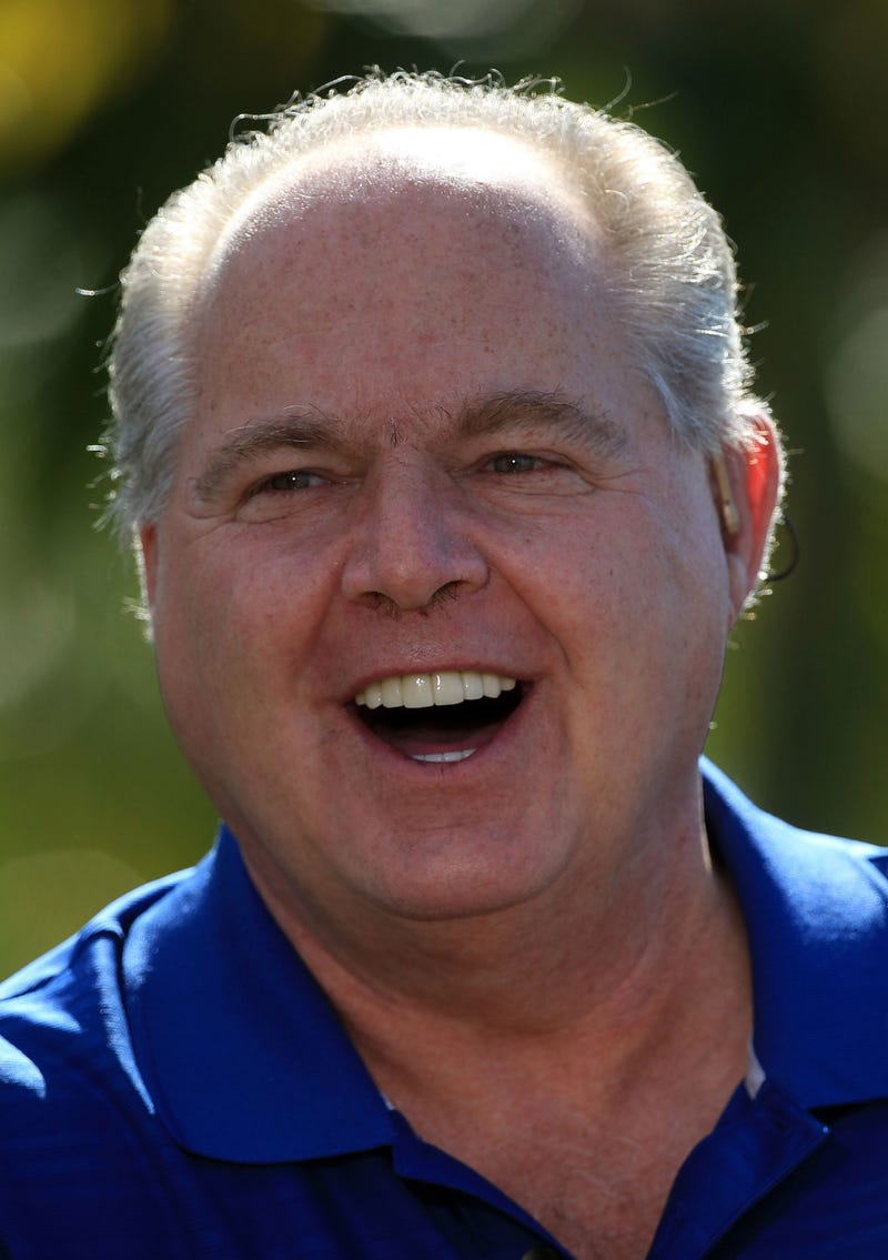 Rush Limbaugh (David Cannon/Getty Images)