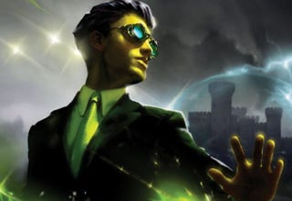 Illustration for article titled Disney wants to turn Artemis Fowl into the new Harry Potter