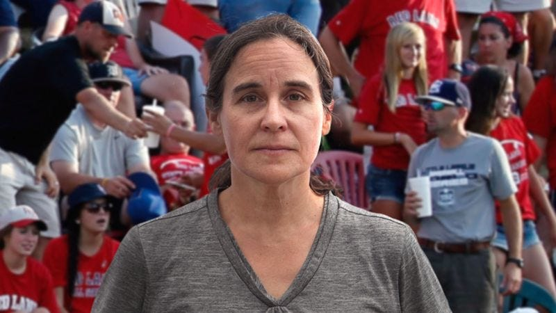 Illustration for article titled Nation Feels Terrible For Wife Of Little League World Series Coach