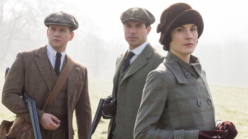 Illustration for article titled Downton Abbey stabilizes, but don't call it a comeback