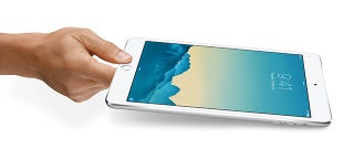 Illustration for article titled The iPad Mini 3 Is Just the iPad Mini 2 With Touch ID