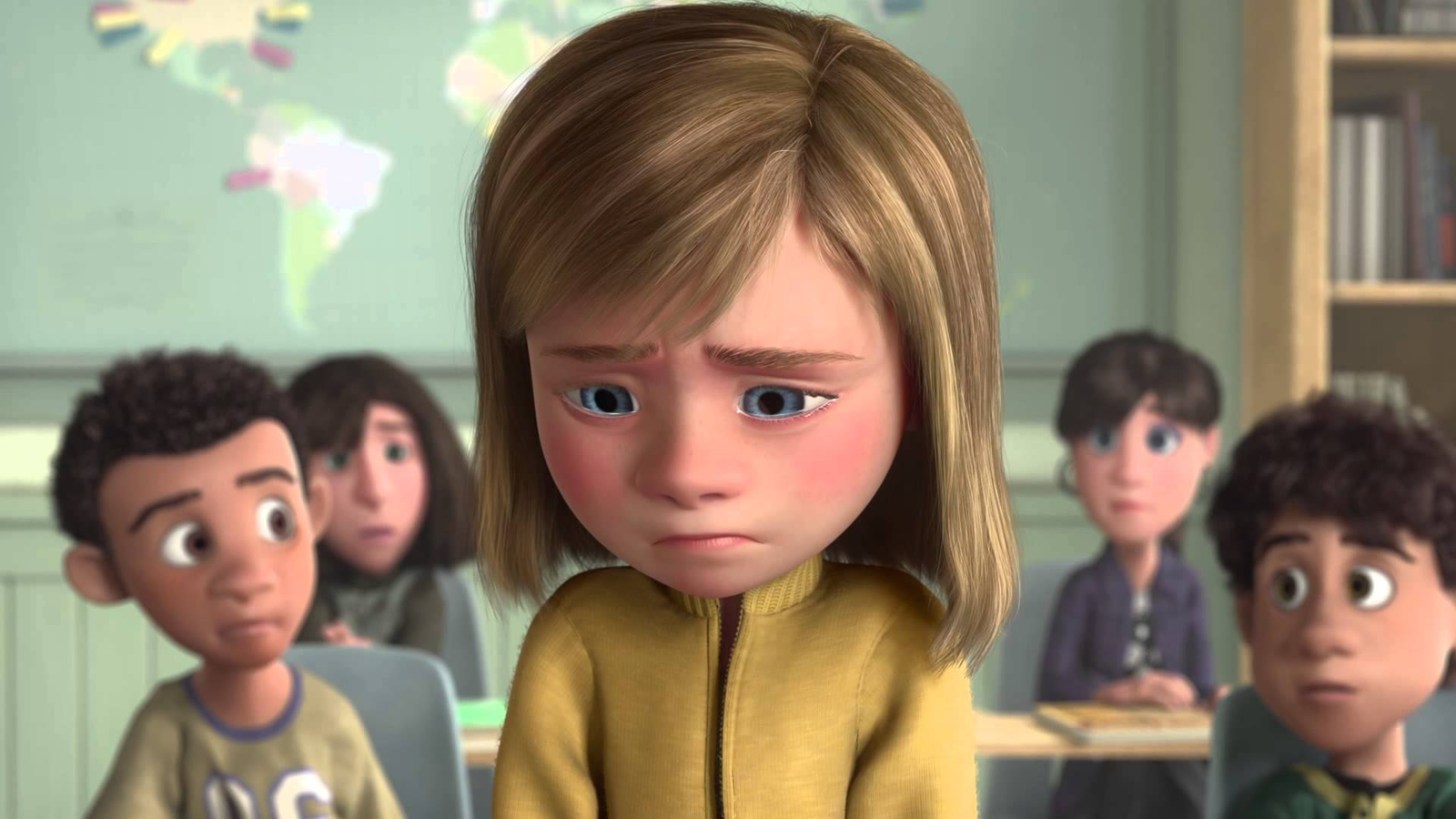 Someone Went And Edited Out All The Inside Parts Of Inside Out