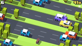 Illustration for article titled Crossy Road es un entrañable y adictivo juego para iOS y Android