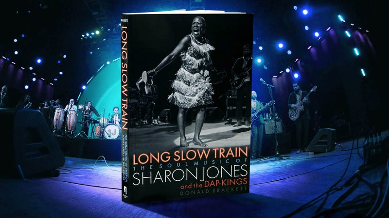 Illustration for article titled Sharon Jones deserves a better biography than the soulless Long Slow Train