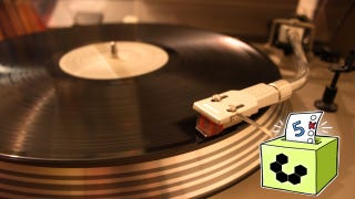 Five Best Record Players