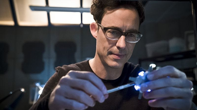 Tom Cavanagh/The CW