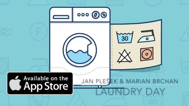 Laundry Day Reads Washing Symbols on Clothes So You Don't Have To