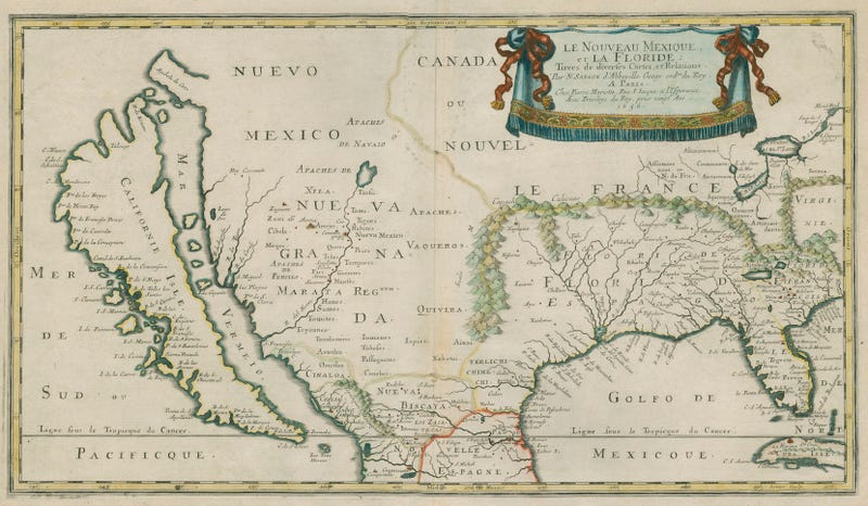 12 maps of america from before we knew what it looked like gumiabroncs Image collections