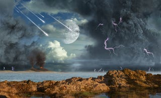 Illustration for article titled Oceans May Be Critical For Life To Arise In Habitable Zones