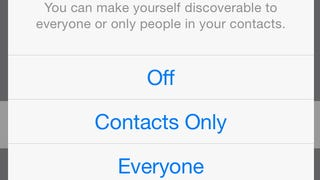 """Illustration for article titled Set AirDrop to """"Contacts Only"""" to Protect Your Privacy (and Your Eyes)"""