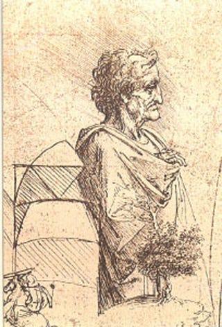 Illustration for article titled Leonardo's Notebooks