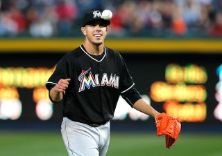 Illustration for article titled José Fernández Is Hurt, And We Aren't Allowed To Love Anymore