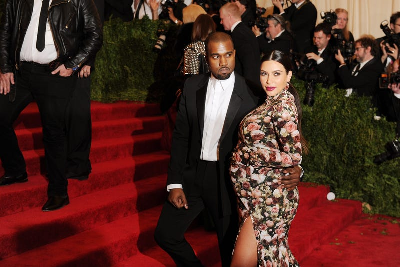 Illustration for article titled Report: Kerry Rhodes Is Claiming To Be The Father Of KimYe's Baby