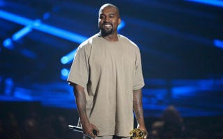 Kanye WestKevork Djansezian/Getty Images