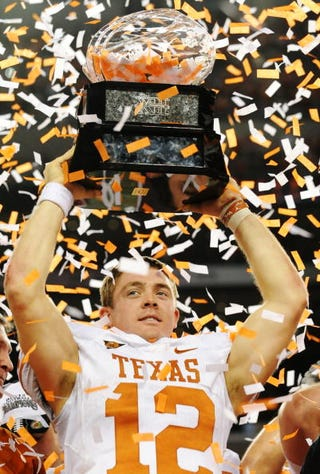 Illustration for article titled Conference-ocalypse Averted, Big 12 Is The New Big 10