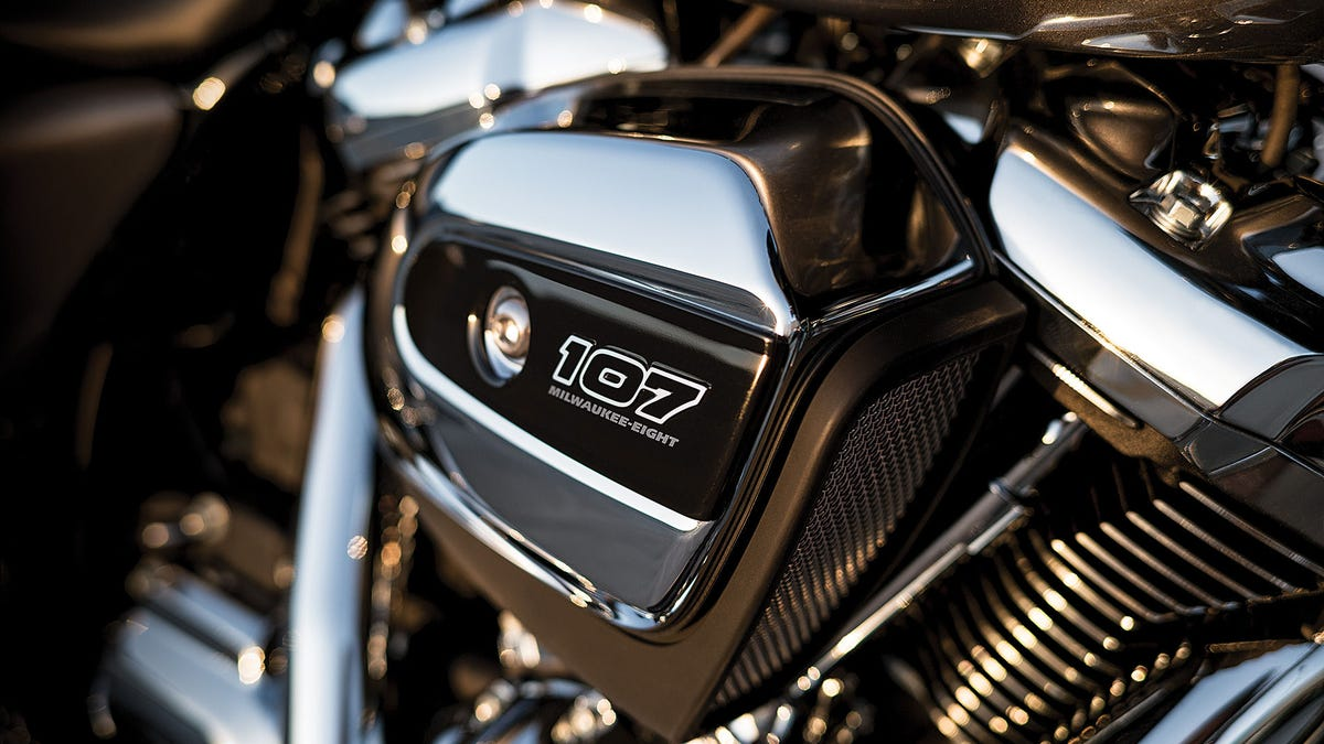 Harley-Davidson's New Milwaukee-Eight Engine Is So Good It