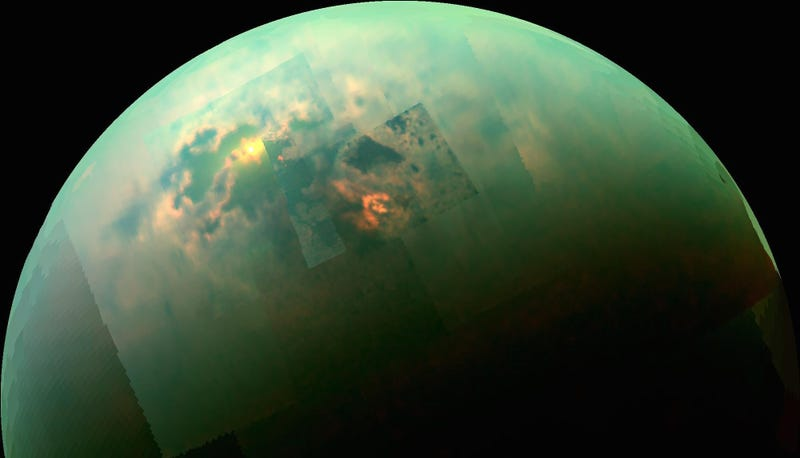Image: Cassini's latest view of Titan's seas, NASA/JPL/Univ. Arizona/Univ. Idaho
