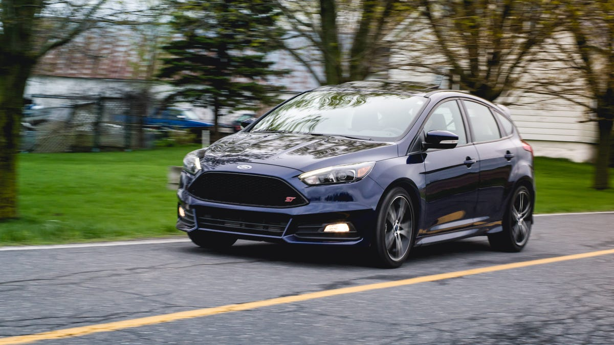 2017 Ford Focus ST: The Jalopnik Review