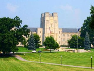 Illustration for article titled Gunman at Virginia Tech? Campus on Lockdown