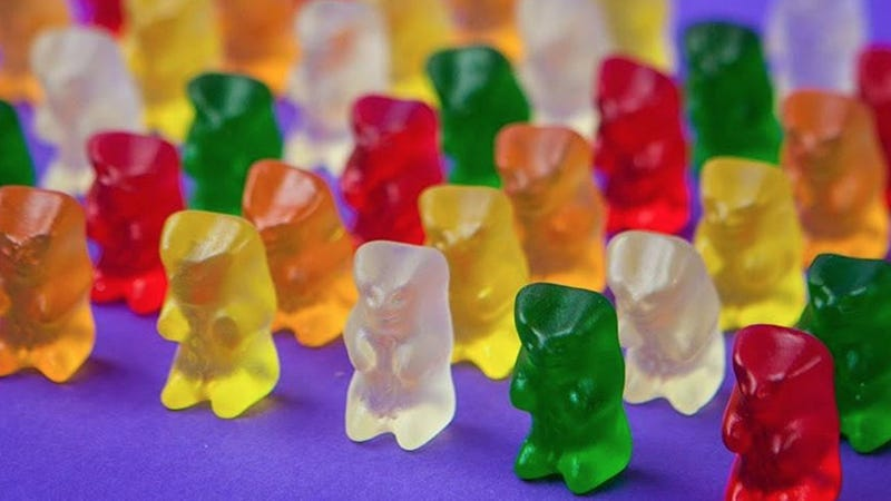 12-Pack 5 oz. Haribo Gold Bears, $13 after 10% coupon5-Pounds Haribo Gold Bears, $11