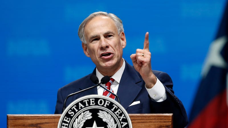 Illustration for article titled Texas Governor Supports Gun Control for a Single Gun