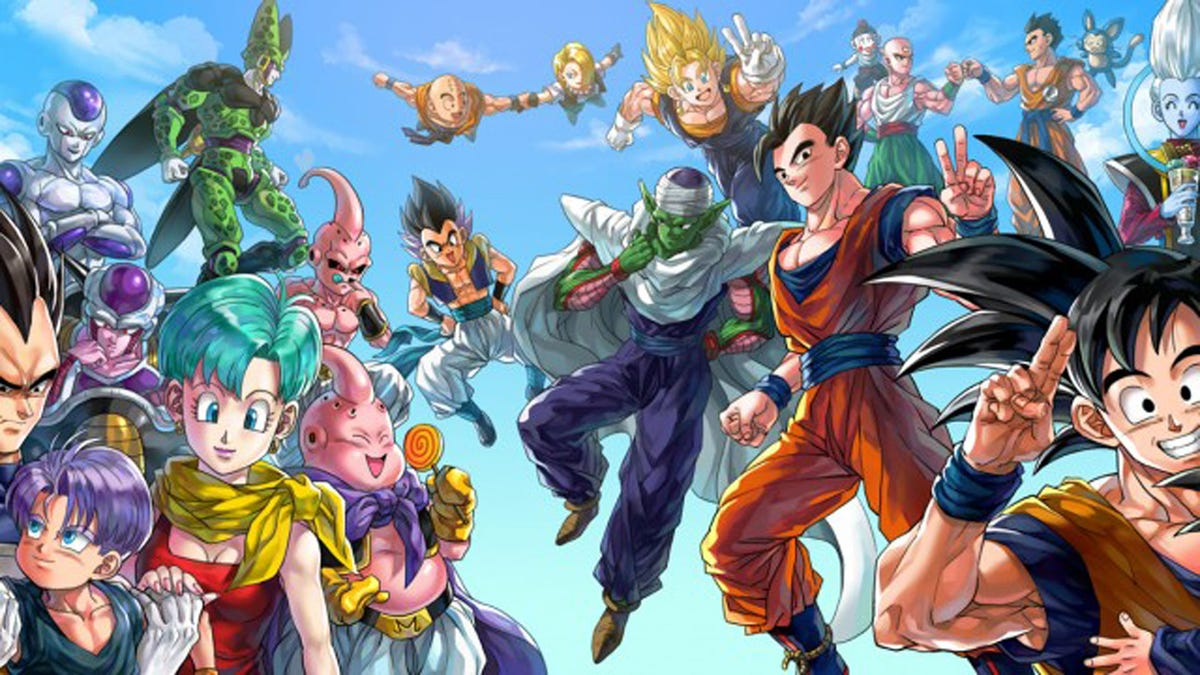 Dragon Ball The Filler Free Viewing Guide