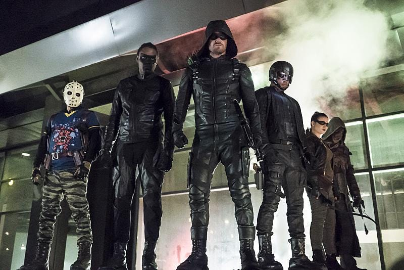 Illustration for article titled Arrow's Latest Cliffhanger May Have Just Been Solved