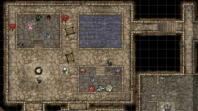 Illustration for article titled RPG Company Roll20 is Hiring a Professional Dungeon Master