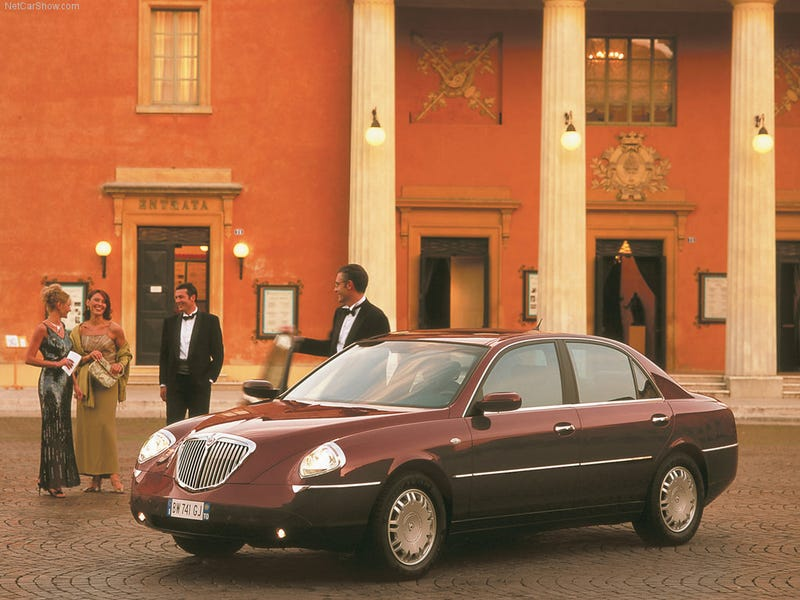 Illustration for article titled The Lancia Thesis was Odd, and I Like It.