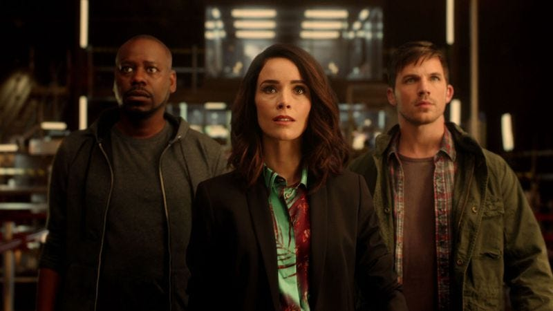 Illustration for article titled NBC gives Timeless a little more time