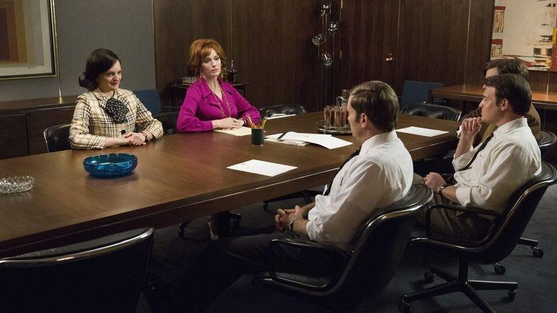 Photo: Mad Men (AMC)