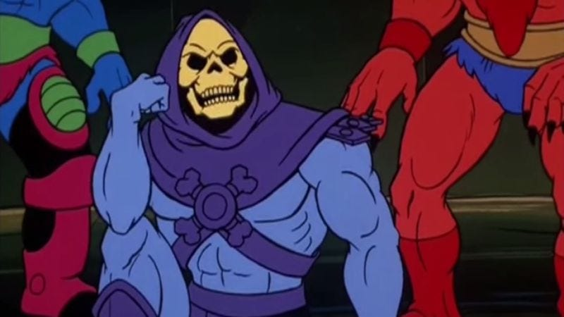 Illustration for article titled Up your insult game by taking lessons from Skeletor's best put-downs