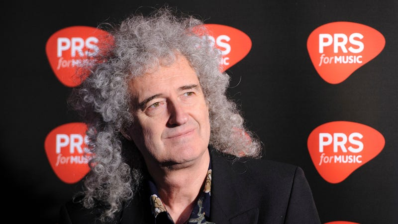 Illustration for article titled Queen's Brian May apologizes for defendingBohemian Rhapsodydirector Bryan Singer