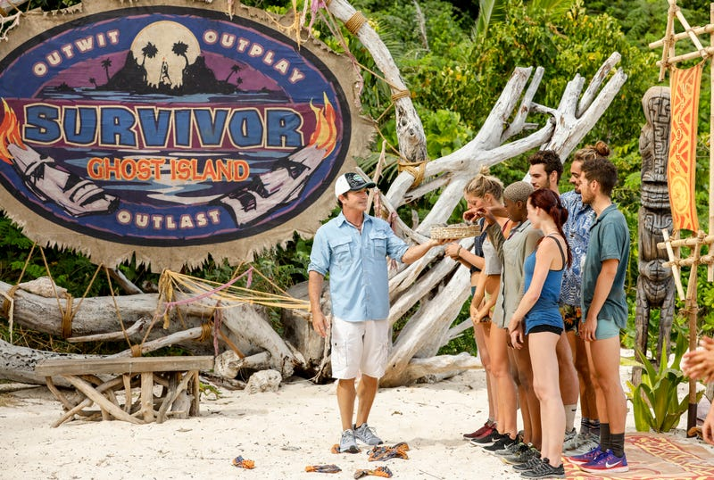 Jeff Probst is doing this again