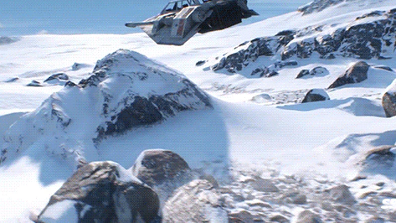 Star Wars: Battlefront el juego que todo fan de Star Wars quiere ver