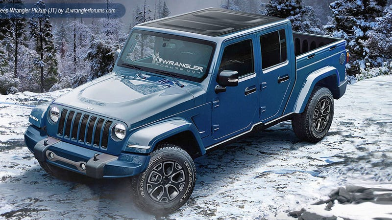The Internet's Biggest Jeep Nerds Think This Is What Next Wrangler Will Look Like