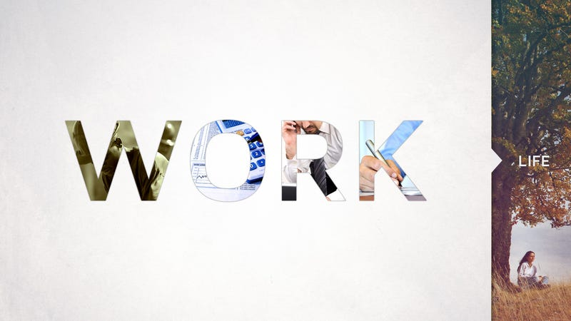 Why You Should Embrace Work-Life Imbalance