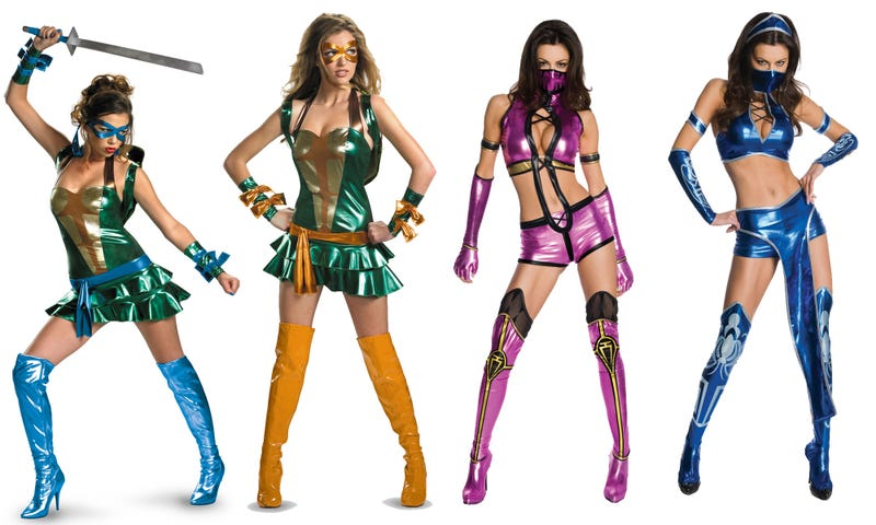 Mortal Kombat Female Characters Costumes | www.pixshark ...