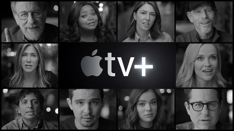 Illustration for article titled La plataforma de televisión de Apple llegará en noviembre a un precio de 9,99 dólares al mes