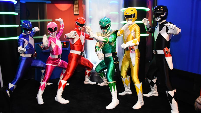 Illustration for article titled Hasbro buys the rights to Power Rangers for over $500 million