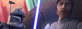 Illustration for article titled 5 Things We Want To See In The Clone Wars TV Show