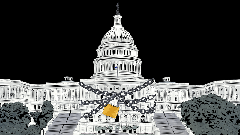 Illustration for article titled What a Government Shutdown Would Mean for You