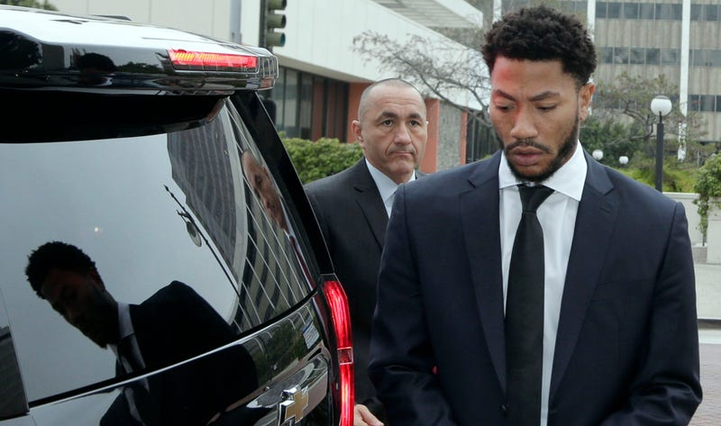 8088cea1353 Derrick Rose s Accuser Questioned About Text Messages On Final Day ...