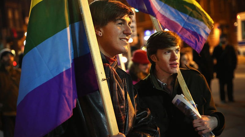 Illustration for article titled Conservatives STILL Trying to Fight Same-Sex Marriage in Utah