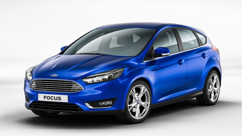 Illustration for article titled 2015 Ford Focus: This Is It