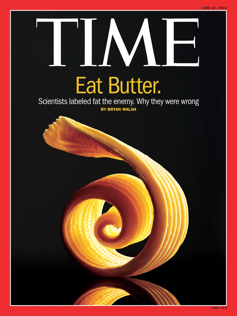 Illustration for article titled this is the cover of the latest issue of Time