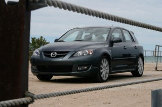 Illustration for article titled 2008 Mazdaspeed3, Part Three